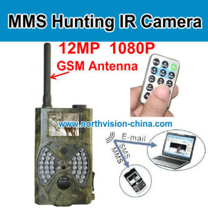 IR 940nm Black LEDs MMS Hunting Camera with Night Vision (HC300MMS)