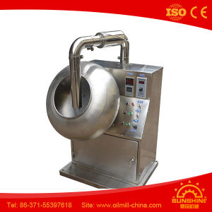 Automatic Coating Machine for Coating Chocolate pictures & photos