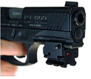 Vector Optics Micro Mini Red Laser Sight DOT Scope Fit Glock pictures & photos