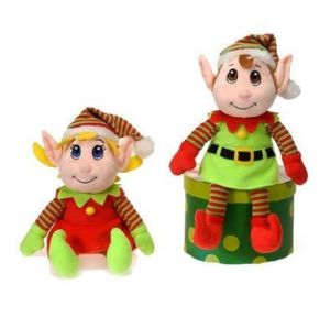 High Quality Custom Plush Elf Toy pictures & photos