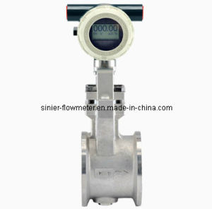 Digital Vortex Flow Meter for Flow Control pictures & photos