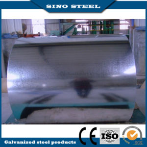 SGCC Z100 Regular Spangle Hot Dipped Galvanized Steel Sheet pictures & photos