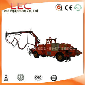 Lsc-2013 20m3/H Tunnel Application Concrete Spraying Manipulator Shotcrete Arm pictures & photos