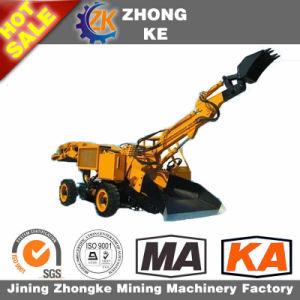 Crawler Grilled Slag Machine for Underground Mine