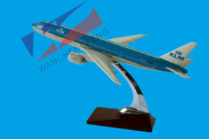 B777 Mlk Plane Model pictures & photos