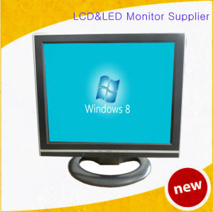 13.3 Inch Thin LCD VGA Computer Monitor with AV Input pictures & photos