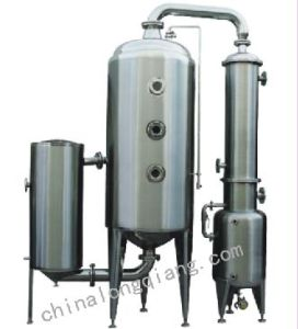 Single Effect Outer Circulating Evaporator pictures & photos