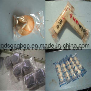 Wafer Wrapping Machine with Feeder pictures & photos