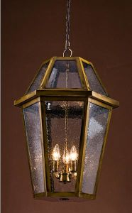 Glass Pendant Lamp (WHG-173) pictures & photos