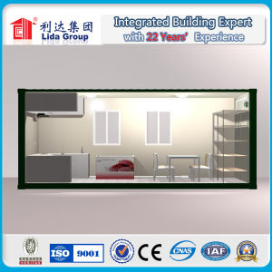 Prefab Home Prices Prefabricated 20FT Container Office Luxury Container Homes for Sale Prefabricated 20FT pictures & photos