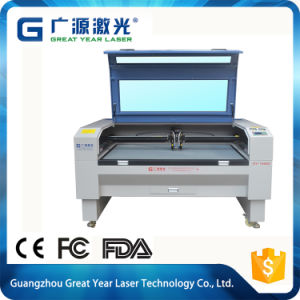 Ce Fad Dual Laser Cutting Machine 1600*1000 pictures & photos