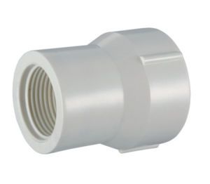 PVC-U Theraded Fittings Female Reducer pictures & photos