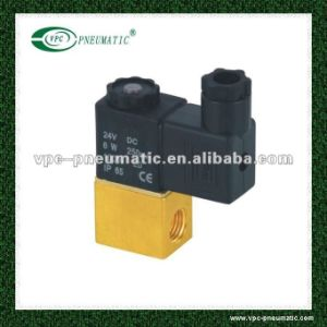 2V025-08 Brass Solenoid Valve Air Valve 2/2 Way Valve pictures & photos