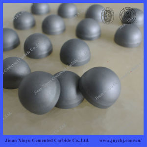 Tungsten Carbide Blanks PDC Bits Buttons Half Ball Buttons pictures & photos