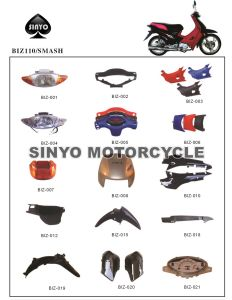 Biz Popular Cub Motorcycle Body Parts pictures & photos