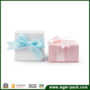 Wholesale Recyclable Gift Paper Jewellery Box pictures & photos