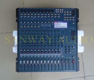 16 CH PRO Performance DJ Audio Mixer (MG166CX) pictures & photos