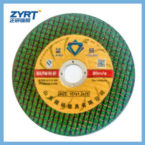 T41 Thin Cutting Disc for Stainless Steel pictures & photos