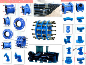 Ductile Iron or Cast Iron Grooved Flange pictures & photos
