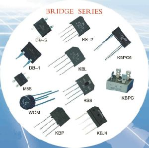 Bridge Rectifier Diode W10 2W10 pictures & photos
