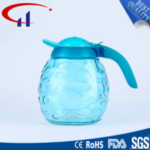 New Design, High-Quanlity and Best Sell Crystal Glass Teapot (CHT8128) pictures & photos