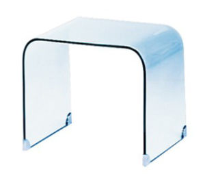 Clear Color Glass Coffee Table in Side Table (TB-344) pictures & photos