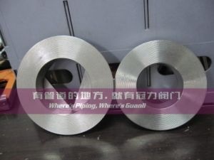 Wafer Type Knife Gate Valve with Deflection Cone pictures & photos