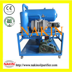 High Vacuum Heating Insulating Oil, Transformer Oil Purification Machine pictures & photos