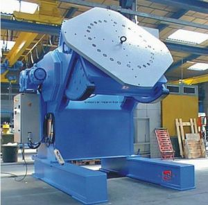 Jina Huafei Tilting Welding Positioner with High Quality pictures & photos