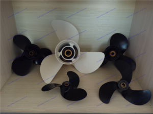 Aluminum Marine Propeller with 3 Blades Outboard Motor pictures & photos