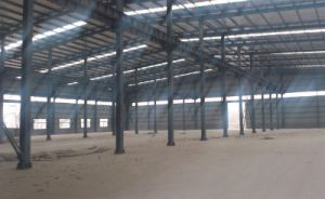 Prefab Light Steel Structure Workshop pictures & photos