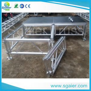 Aluminum Stage Platform Outdoor Concert Stage Design Wooden Stage Platform pictures & photos