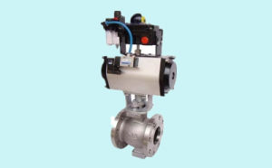 V-Type Regulation Ball Valve