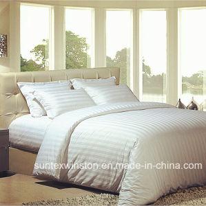 100% Cotton Stripe Bedding Sheet/Bedding Cover Set/Comforter pictures & photos