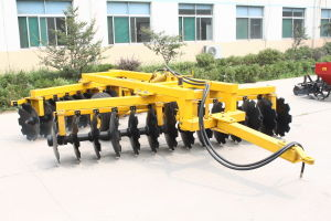off-Set Heavy Disc Harrow pictures & photos