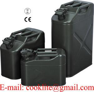Galonera De Metal PARA Petroleo / Caneca De Combustible / Galonera PARA Gasolina De Metal pictures & photos