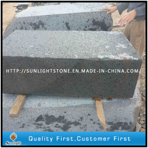 Black Basalt for Paving Stone in Sideway Pavement pictures & photos