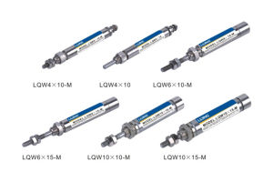 Double Action Pneumatic Cylinder (LQWS)
