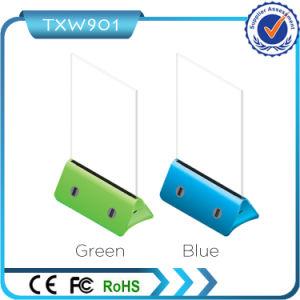 Big Capacity 4 USB LCD Screen Menu Power Bank Charger pictures & photos