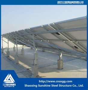Solar Panel Roof Mounting Galvanized Structural Steel Bracket pictures & photos