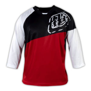 Red&Black Design Custom Team Motorcycle Jersey (MAT25) pictures & photos