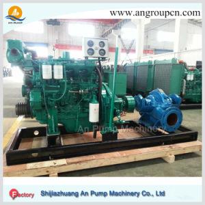 Large Capacity Split Casing Water Pump Double Suction Pump pictures & photos