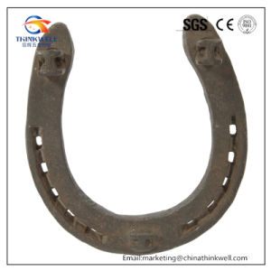 Forging Equestrian Sports Products Racing Plates Horseshoe pictures & photos