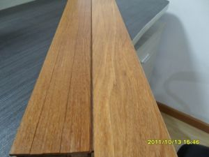 China Supplier High Density Brazil Teak Hardwood Flooring