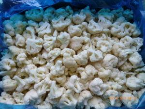 Frozen Vegetables IQF Cauliflower Frozen Cauliflower pictures & photos