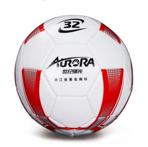 All Size Machine Stitched TPU/PU/PVC Soccer Ball/Football pictures & photos