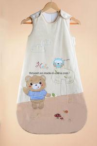 Bamboo Organic Cotton Baby Sleeping Bag pictures & photos