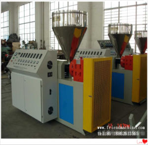 Sj Series PE PP PVC Plastic Extrusion Machinery pictures & photos