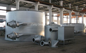 Vertical Type Flotation Deinking Machine for Pulp Machine pictures & photos