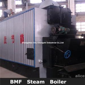 Horizontal Biomass Pellet Steam Boiler pictures & photos